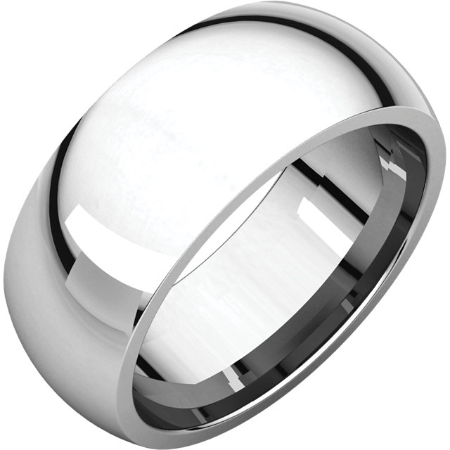 solid apply itm mens women matte does brush bands brushed mm band comfort rings platinum fit wedding plain ring not